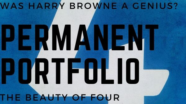 Harry Browne's permanent portfolio is a stalwart portfolio. It is iron on steel. You want to sleep tight. This is for you.