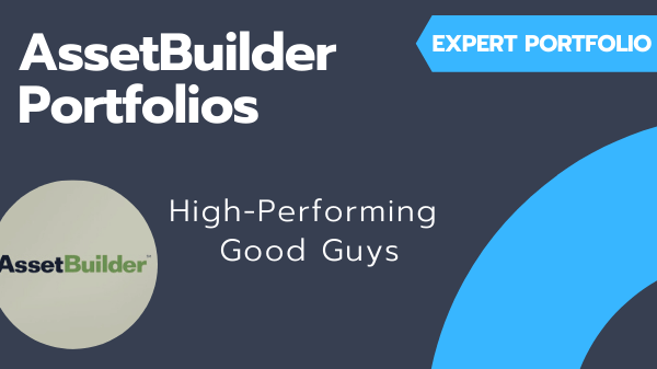 assetbuilder portfolios with scott burns