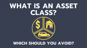 What is an asset class