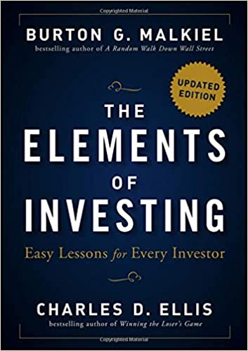 elements of investing burton malkiel and charles ellis